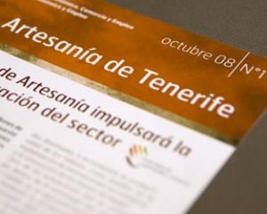 Boletín de Artesanía – Cabildo de Tenerife