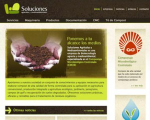Soluciones agrícolas y medioambientales