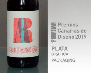 Etiqueta para cerveza artesanal Garimboda